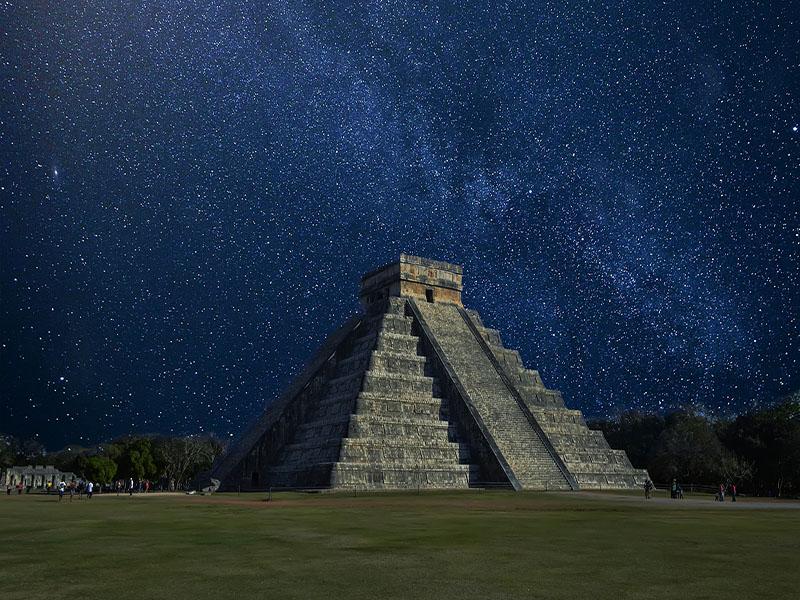 Roteiro pelo México