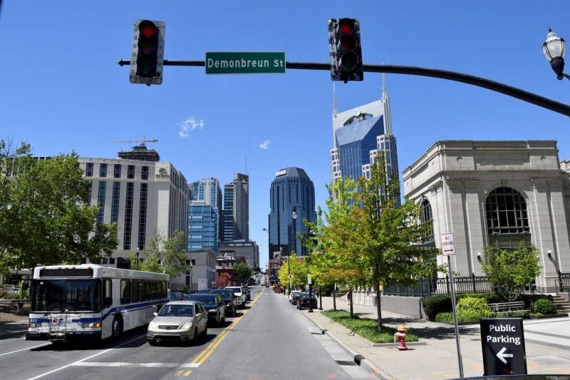 Cidades famosas nos arredores de Atlanta