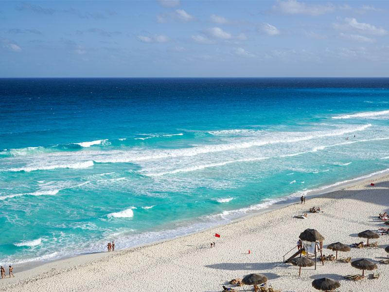 Internet em Cancún