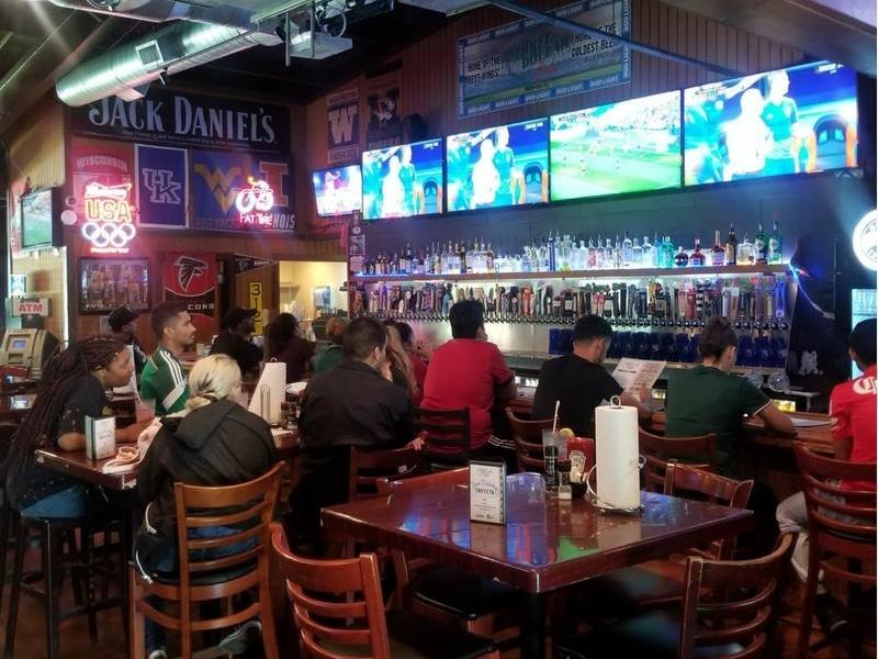 Melhores bares de Atlanta