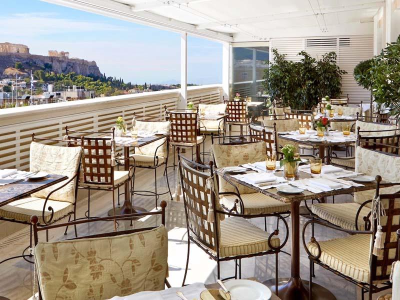Baladas e bares em Atenas