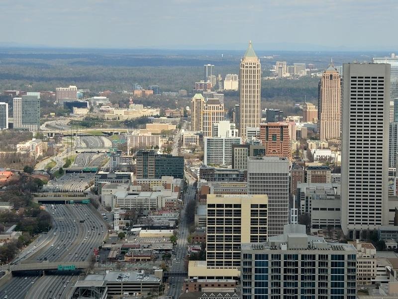 Onde comer em Atlanta