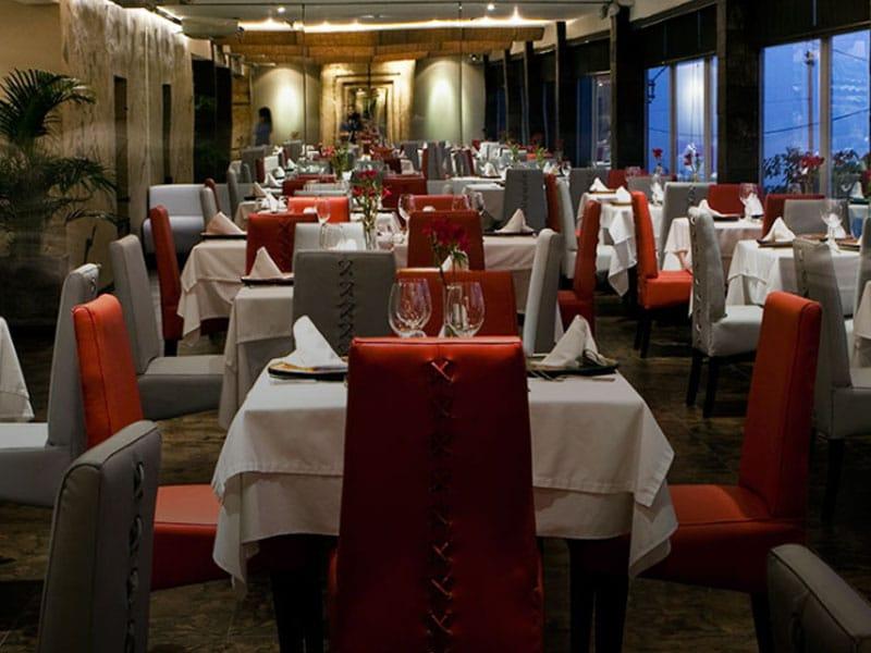 Preços dos restaurantes em Lima