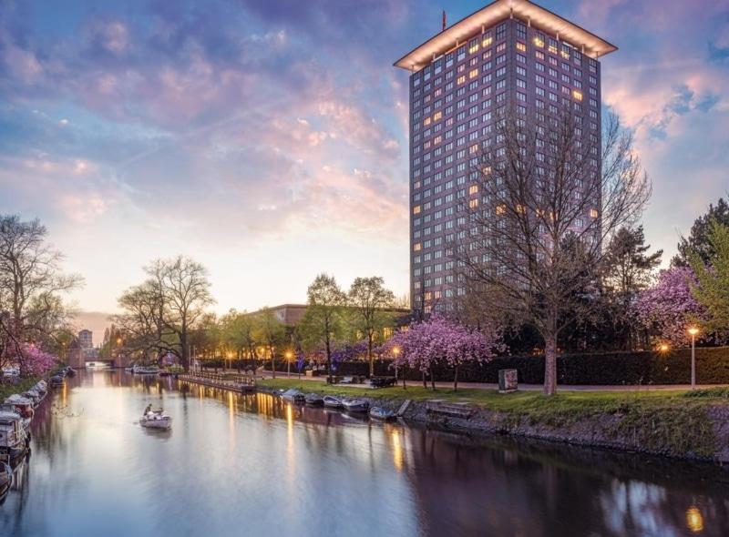 Hotéis mais incríveis de Amsterdam