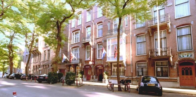 Onde é melhor se hospedar em Amsterdam