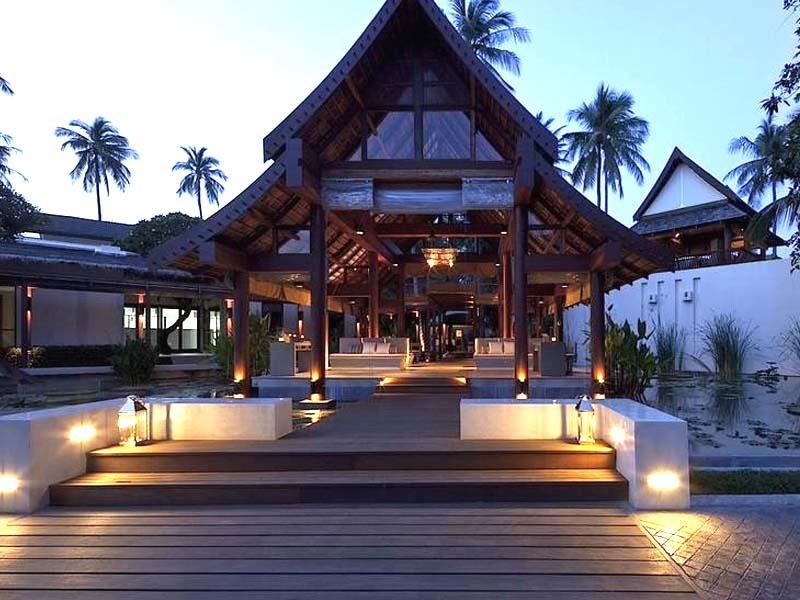 Hotéis bem avaliados da Tailândia