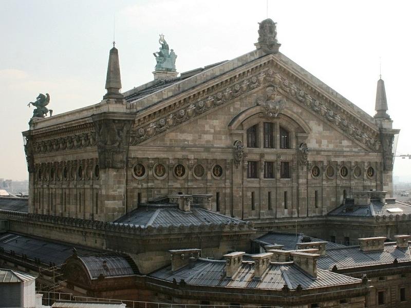 Visitar pontos turísticos famosos em Paris
