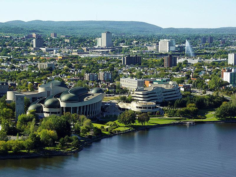 Como se locomover em Ottawa