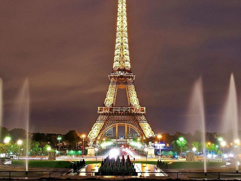 Mala para Paris em novembro