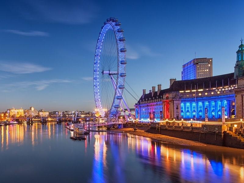 Passeios imperdíveis em Londres
