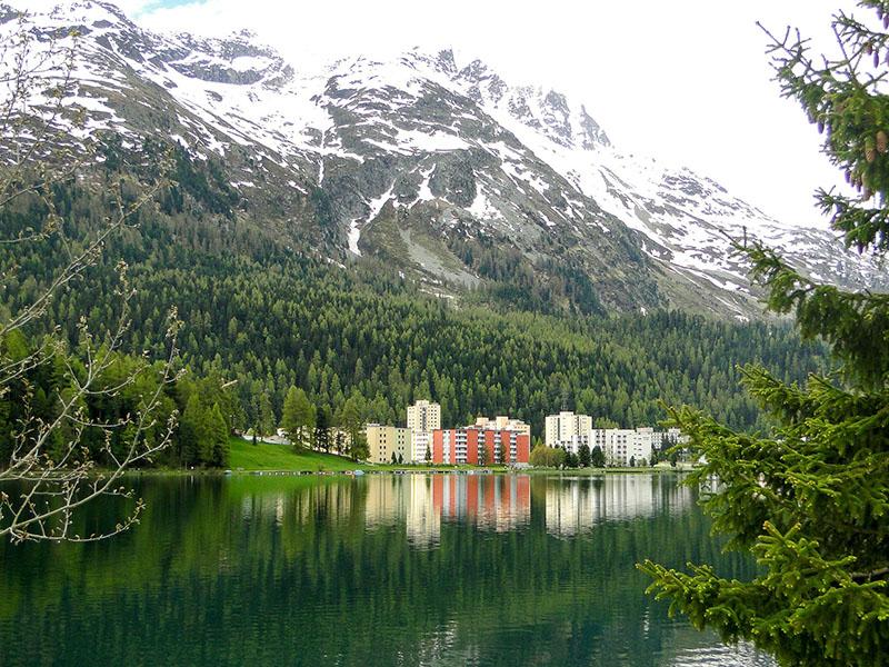 Roteiro de inverno pela Suíça