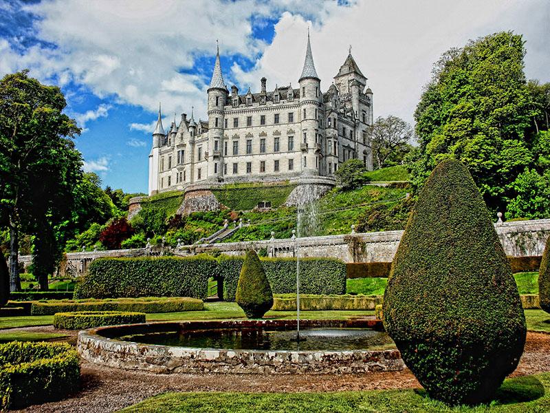 turismo na escocia