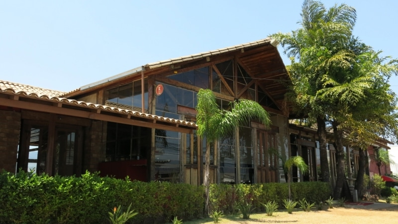 Como chegar no porcão em Belo Horizonte