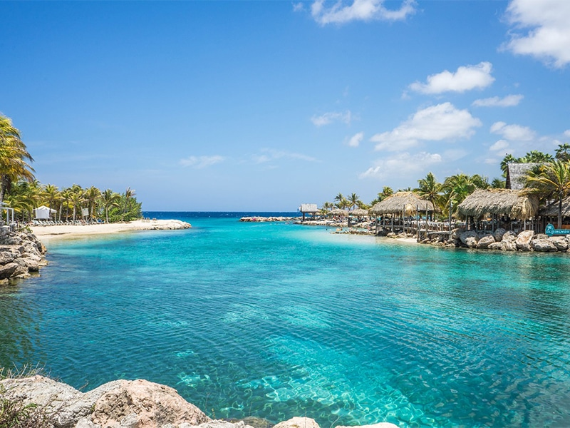 Curaçao onde fica