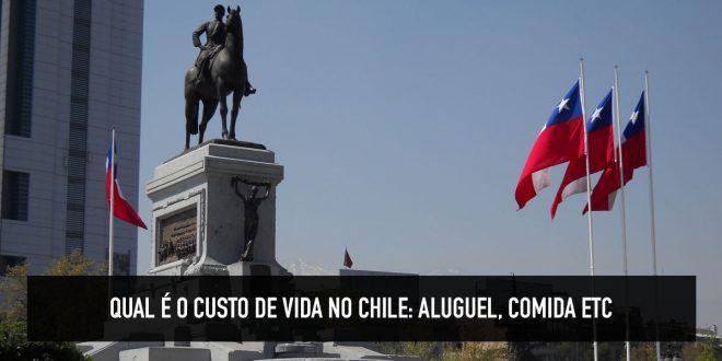 Preços para morar no Chile
