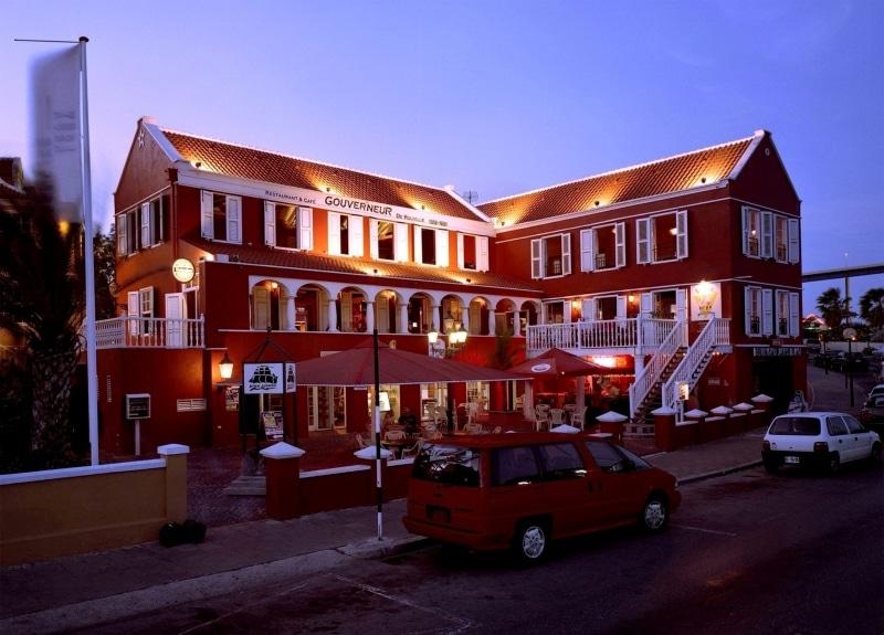 Restaurantes caros em Curaçao