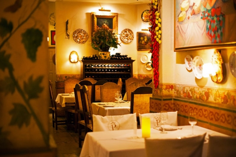 Restaurantes para casal em Belo Horizonte