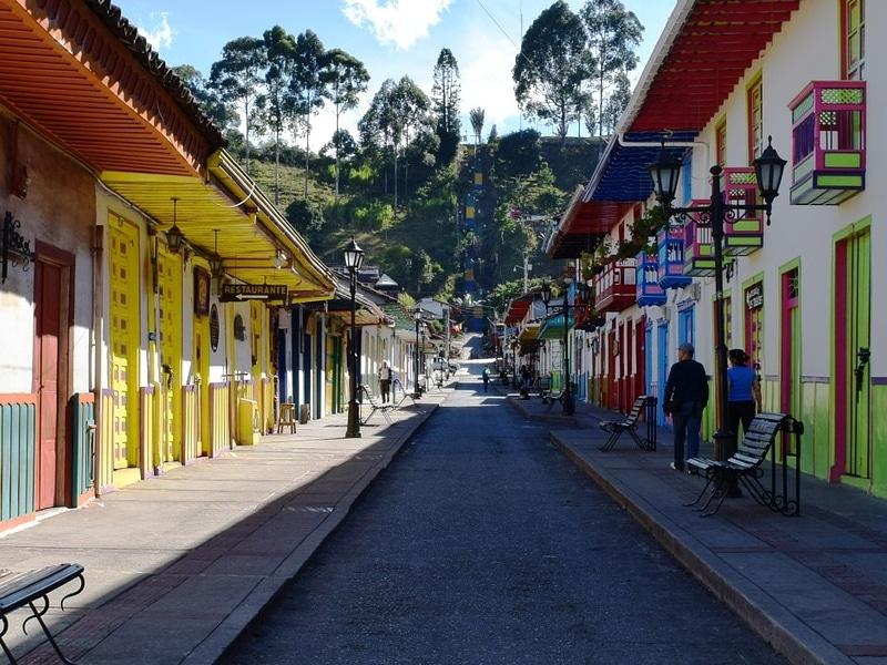 O que fazer na Colômbia