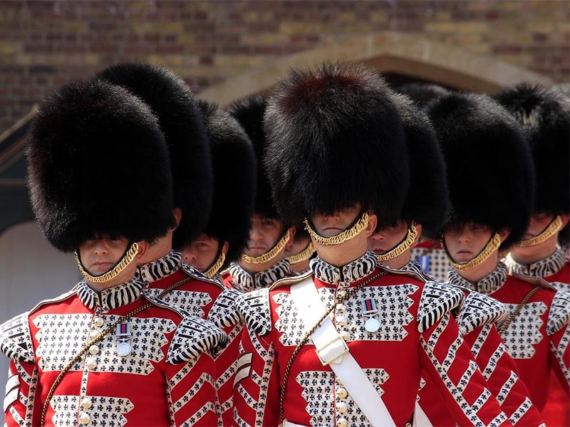 Conhecer o Palácio de Buckingham