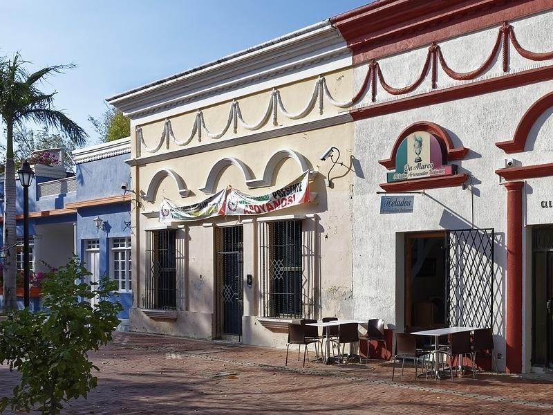 Cartagena ou Santa Marta