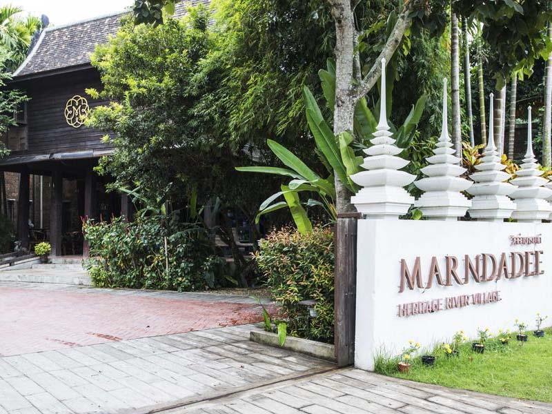 Hotéis famosos na Tailandia