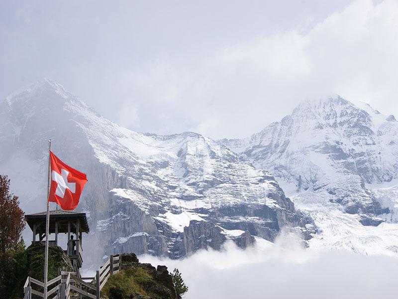 Tours guiados na Suíça