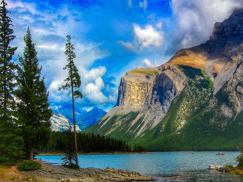 viagem no Canadá