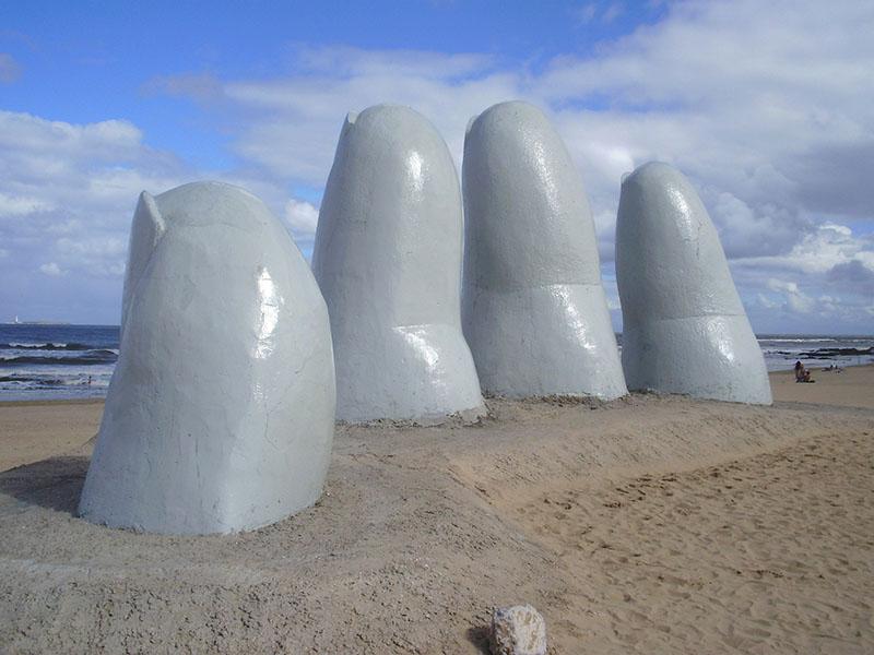 Roteiro no Uruguai
