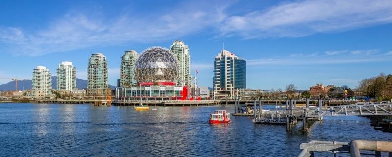 Cidades mais famosas do Canadá