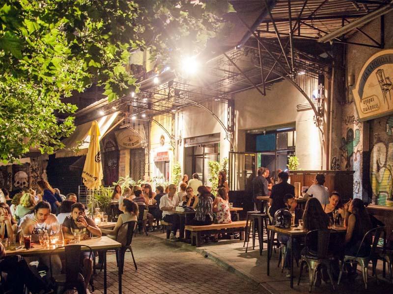 Tudo sobre a noite de Atenas