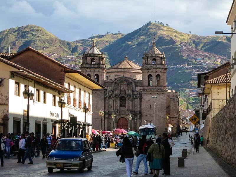 pontos turísticos do Peru cusco