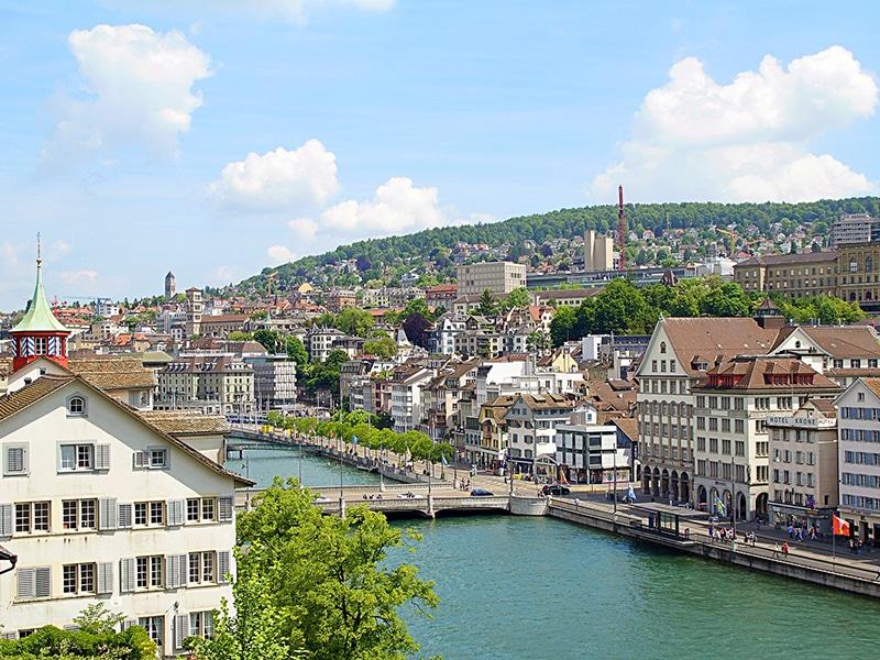 Vale a pena alugar carro na Suíça