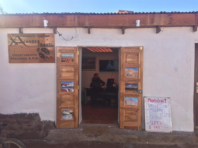 Passeios guiados no Atacama