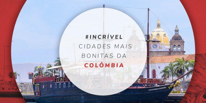 Roteiro turístico pela Colômbia