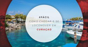 Como se locomover em Curaçao