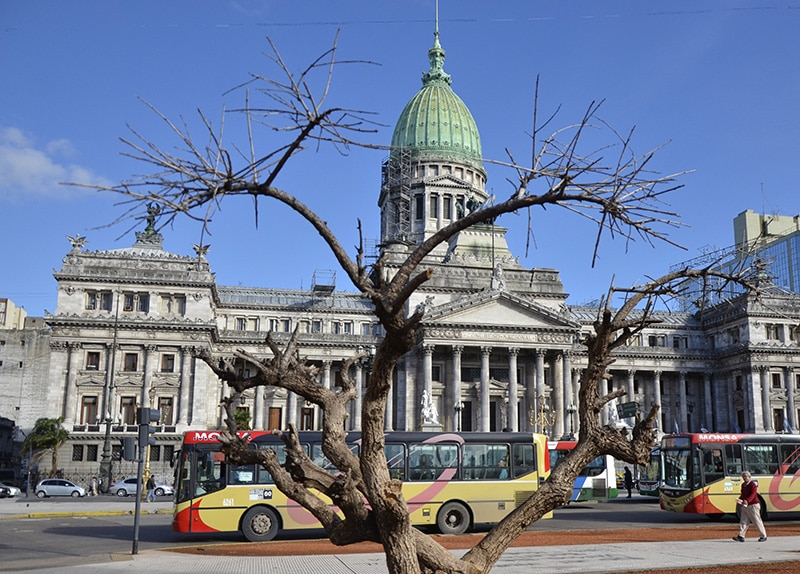 Transporte público em Buenos Aires