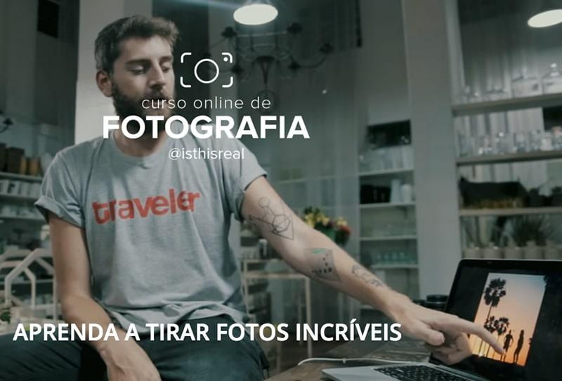 Melhor curso de fotografia online