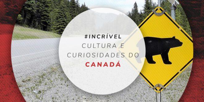 Cultura do Canadá