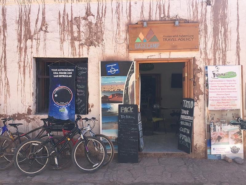 Sugestão de agência de viagem no Atacama