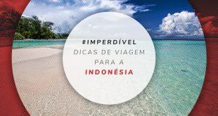 O que fazer na Indonésia