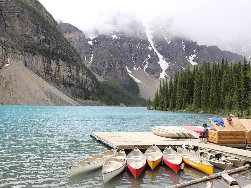 Lugares lindos do Canadá
