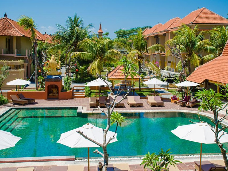 Melhores hotéis Bali