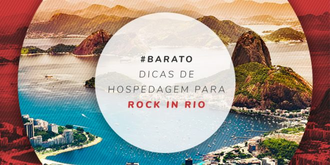 Hotéis para o Rock in Rio