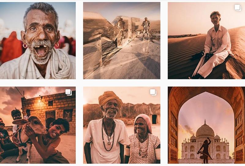Fotos bonitas de viagem