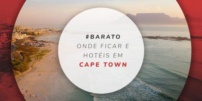 Dicas de hospedagem em Cape Town