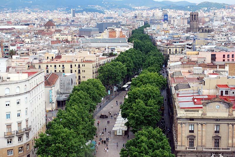 Onde ficar hospedado em Barcelona