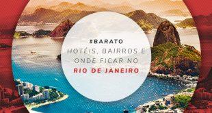 Melhores bairros para turistas no RJ