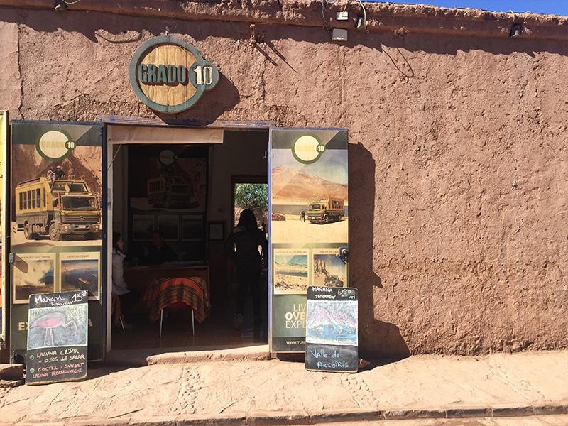 Tours guiados no Deserto do Atacama