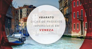 Ingressos antecipados em Veneza