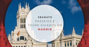 Tours guiados em Madrid